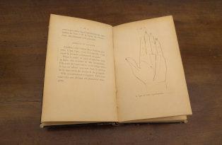 Testi antichi sulla lettura della mano